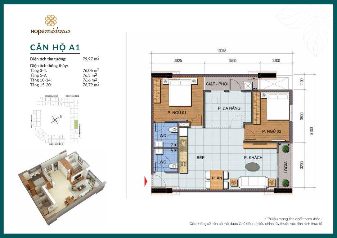 A1-Hope residences