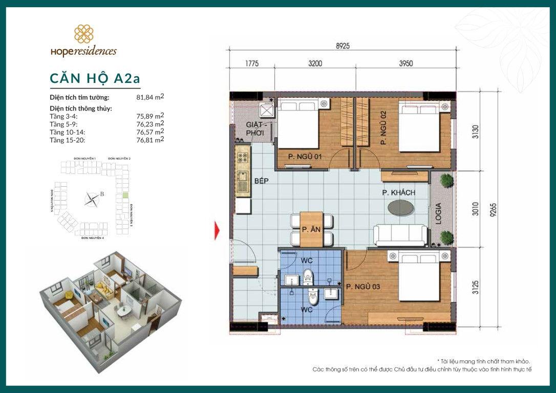 A2a-Hope residences