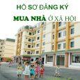 hồ sơ mua nhà ở xã hội Phúc Đồng
