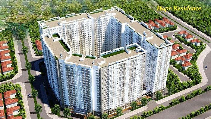 chung cư hope residences
